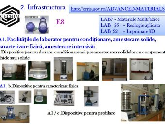 E8 Equipments
