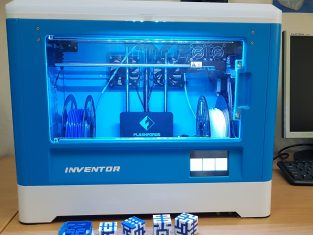 FlashForge 3D dual printer